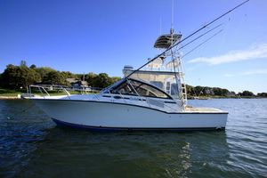 Used Carolina Classic 35 (with Re-Powered 2015 Cummins QSB 600HP Diesel Engines) Saltwater Fishing Boat For Sale