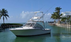 Used Carolina Classic 35 Express Saltwater Fishing Boat For Sale