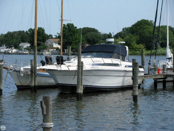 Used Silverton 34 X (Express) Express Cruiser Boat For Sale