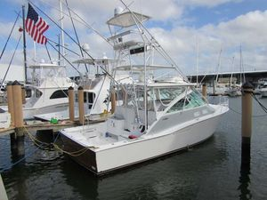 Used Cabo 35 Express Sports Fishing Boat For Sale