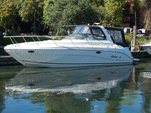 Used Rinker 340 Fiesta Vee Cruiser Boat For Sale