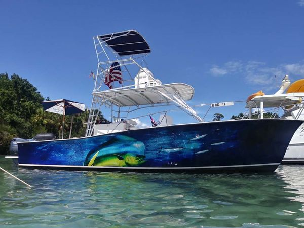 Used Egg Harbor Center Console (1980/2019) Saltwater Fishing Boat For Sale