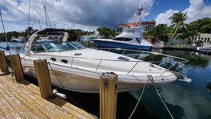Used Sea Ray 340 Sundancer Sportsman Express Cruiser Boat For Sale