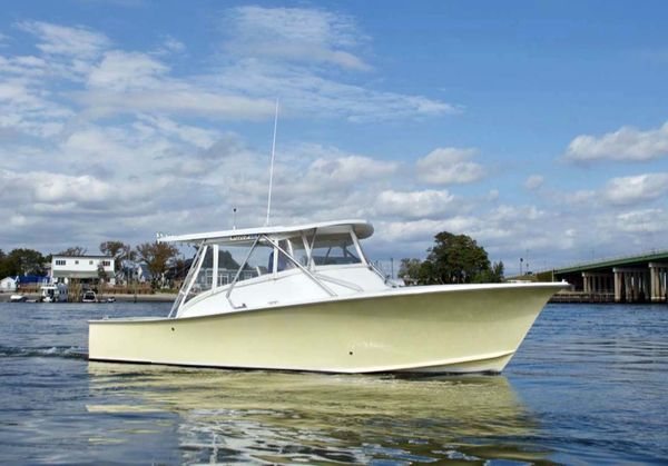 Used Judge 34 Express Cruiser Boat For Sale