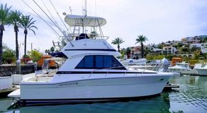 Used Riviera Convertible Platinum Edition Convertible Fishing Boat For Sale