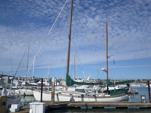 Used Hans Christian Ketch 43 Cruiser Sailboat For Sale