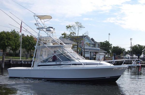 Used Blackfin 33 Combi Sports Fishing Boat For Sale