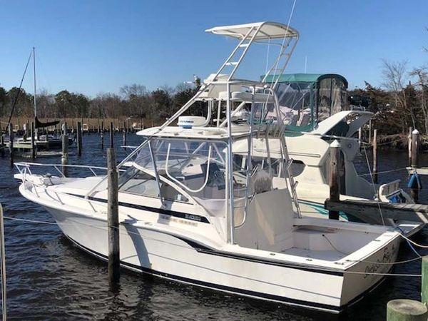 Used Blackfin Combi Sportfish Flybridge Boat For Sale