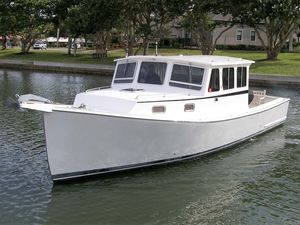Used Crowley-Beal 33 Lobster Fishing Boat For Sale