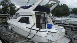 Used Bayliner 3258 Avanti Command Bridge Convertible Fishing Boat For Sale