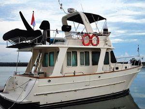 Used Clipper 36 Flybridge Boat For Sale