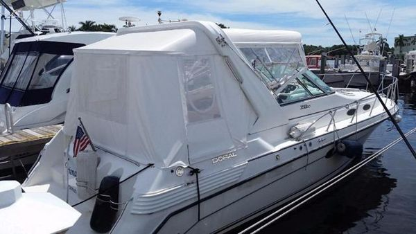 Used Doral 350 SC Express Cruiser Boat For Sale