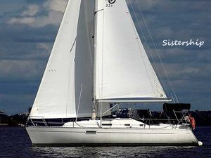 Used Beneteau Oceanis 321 Racer and Cruiser Sailboat For Sale