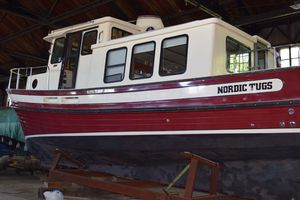 Used Nordic Tugs 32 Tug Boat For Sale