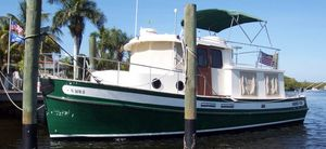 Used Nordic Tugs 32 with Upper Station Trawler Boat For Sale