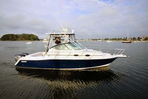 Used Stamas 290 Express Saltwater Fishing Boat For Sale
