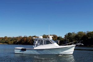 Used Jc 31 Express Downeast Fishing Boat For Sale