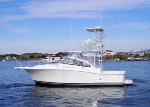 Used Luhrs 30 Open Saltwater Fishing Boat For Sale