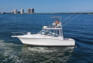 Used Luhrs 31 Open Express Cruiser Boat For Sale