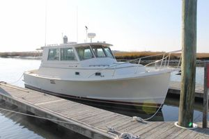 Used Blue Seas Explorer Downeast Fishing Boat For Sale