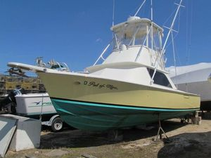 Used Bertram 31 Flybridge Cruiser Flybridge Boat For Sale
