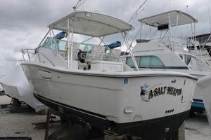 Used Rampage 30 Express Sportfish Saltwater Fishing Boat For Sale