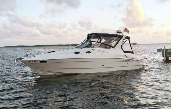 Used Regal 30 VS Cuddy Cabin Boat For Sale