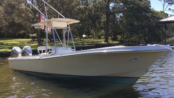 Used Custom Carolina Master Marine True World Center Console Center Console Fishing Boat For Sale