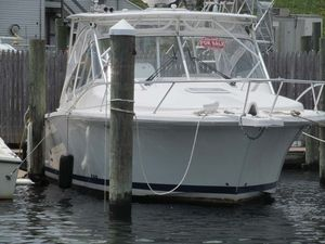 Used Luhrs 28 Open Saltwater Fishing Boat For Sale