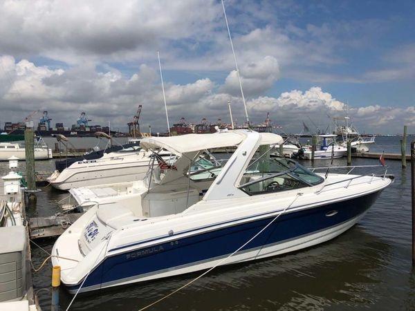 Used Formula 280 Sun Sport Cuddy Cabin Boat For Sale