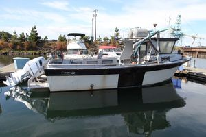 Used Tollycraft 27 Fishing Commercial Boat For Sale