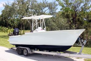 Used Stoner 23 Center Console Fishing Boat For Sale