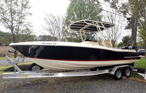 Used Chris-Craft Catalina Captiva Center Console Fishing Boat For Sale