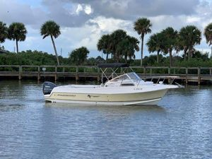 Used Aquasport Explorer 250 Cuddy Cabin Boat For Sale