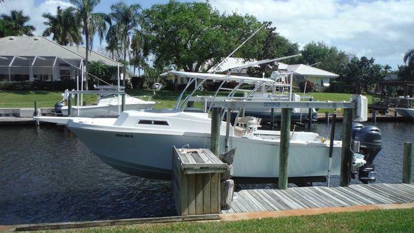 Used Mako 250 Walkaround Fishing Boat For Sale