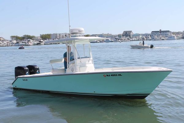 Used Seacraft 25 Center Console Center Console Fishing Boat For Sale
