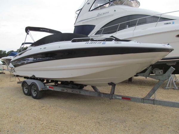 Used Crownline 24 EX Bowrider Boat For Sale