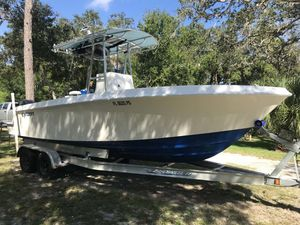 Used Contender 230 Center Console Center Console Fishing Boat For Sale
