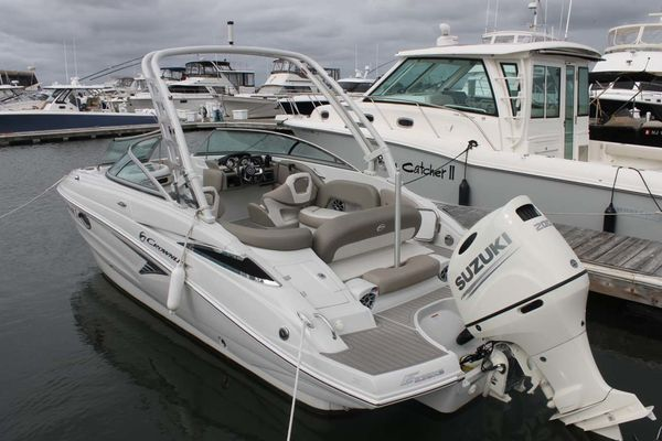 Used Crownline E235 XS Bowrider Boat For Sale