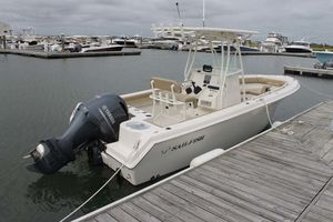 Used Sailfish 220CC Center Console Fishing Boat For Sale