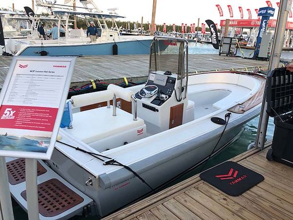 Used Medeiros Yacht Tender Boat For Sale