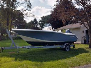 Used Tidewater 210LXF Center Console Fishing Boat For Sale