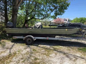 Used Skiff Tim Smith Skiff Fishing Boat For Sale