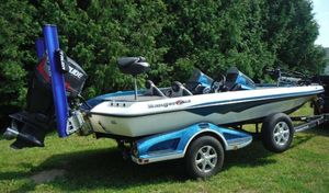 Used Ranger Z118C Freshwater Fishing Boat For Sale