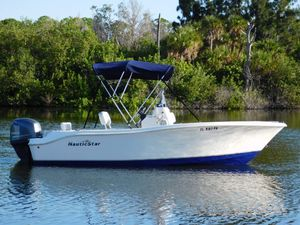 Used Nauticstar 1900XS Center Console Fishing Boat For Sale
