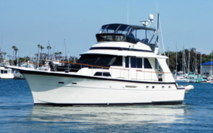 Used Hatteras MY Fisher Motor Yacht For Sale