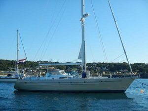 Used Nordia Van Dam 49 Cruiser Sailboat For Sale