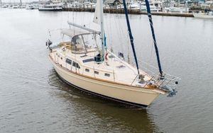 Used Island Packet Sloop Sailboat For Sale
