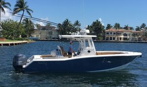 Used Tidewater Center Console Fishing Boat For Sale