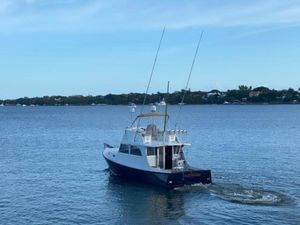 Used Northern Bay Downeast Fishing Boat For Sale